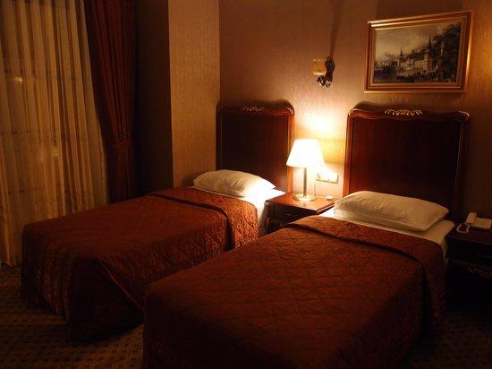 Rast Hotel: 部屋