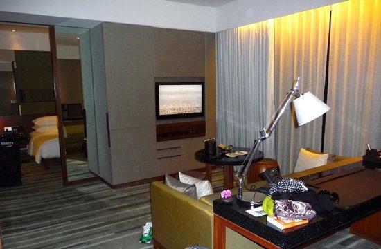 Hansar Bangkok Hotel: Urban Suite