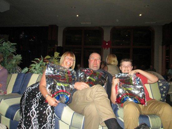 VIK Hotel San Antonio: new years eve
