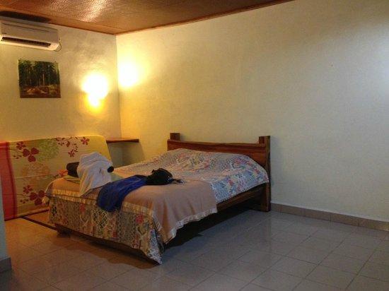 Senari Bay Resort: Large and clean room