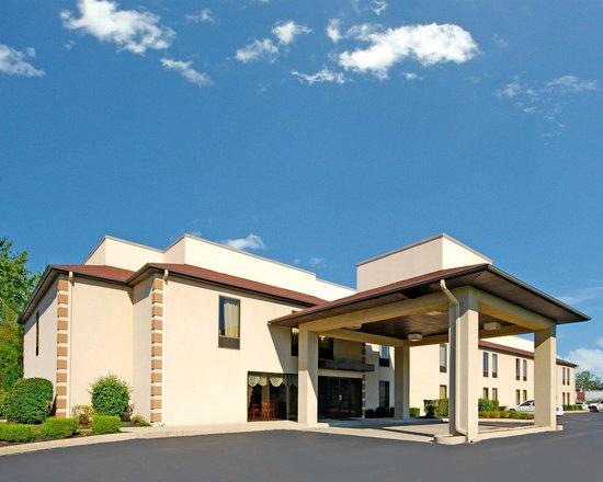 Comfort Inn Dayton - Huber Heights: Comfort Inn Dayton/Huber Heights Exterior