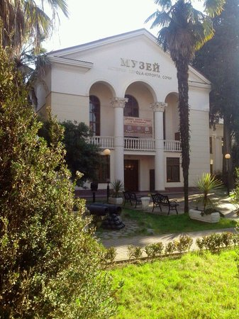 Historical Museum of Sochi