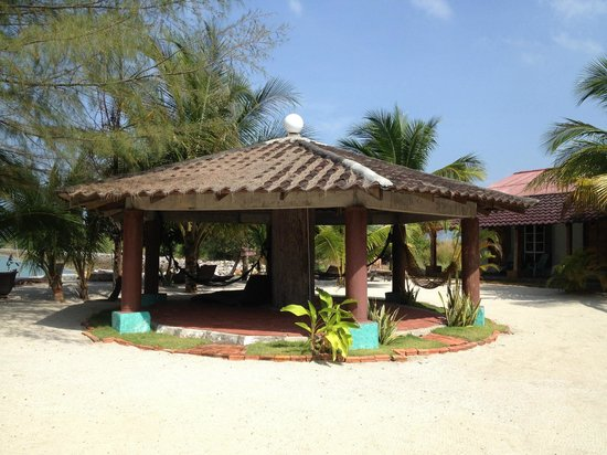 Senari Bay Resort: Relaxing environment