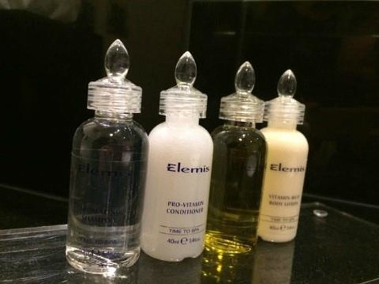 The Shelbourne Dublin, A Renaissance Hotel: AMENITY PRODUCTS