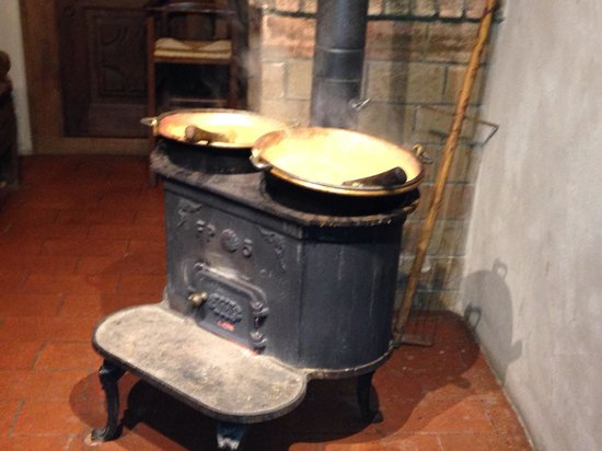 La toilette foto di maison rosset nus tripadvisor for Agriturismo maison rosset