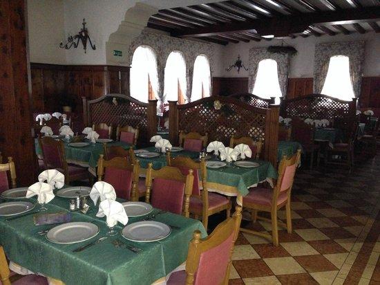 Hotel Dolomiti: Sala