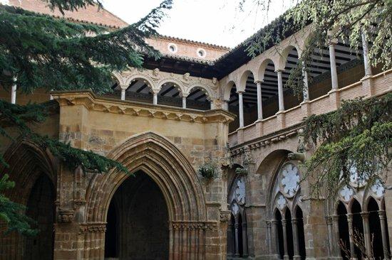 Monasterio de Veruela: Patio interior