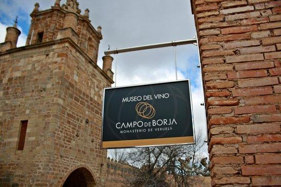 Monasterio de Veruela: Museo del Vino