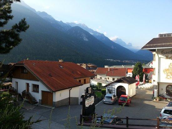 Gasthaus Hofer: piękne położenie