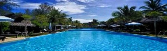 The Kib Resort & Spa: Villa Pool Access