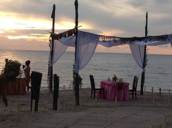 The Kib Resort & Spa: beach diner