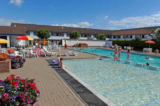 Silloth, UK: Outdoor Swimming Pool