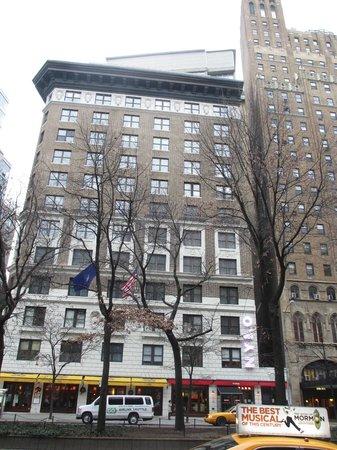 NYLO New York City: vue extérieure de l'hôtel