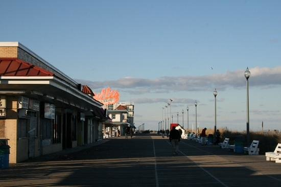 Rehoboth Beach Boardwalk : Christmas on Boardwalk