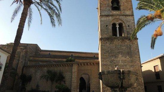 Castillo de Niebla : Chiesa di S. Maria de la Granada