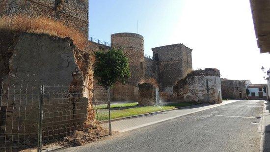 Castillo de Niebla : Alcazar/castello
