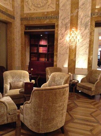 Hotel Imperial Vienna: Bar