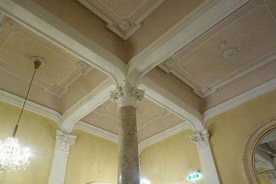 Hotel Imperial Vienna: Architectural detail