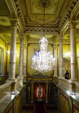 Hotel Imperial Vienna: Area of architectural interest