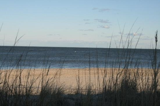 Rehoboth Beach Boardwalk : Beach in December