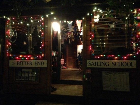 Bitter End Yacht Club: Sailing School