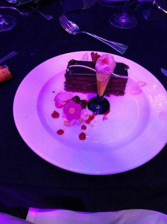 Grand Central Hotel: Grand Central dessert