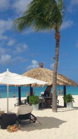 Bucuti & Tara Beach Resort Aruba: Beach Bar