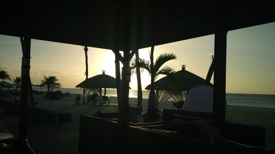 Bucuti & Tara Beach Resort Aruba: Sunset