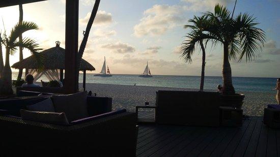 Bucuti & Tara Beach Resort Aruba: Sail boats