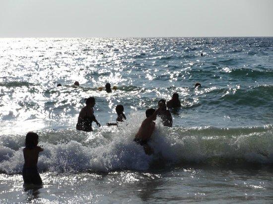 Sealight Resort Hotel: Beach
