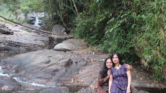 Coffea Aroma Resort - Wayanad: Near the water fall
