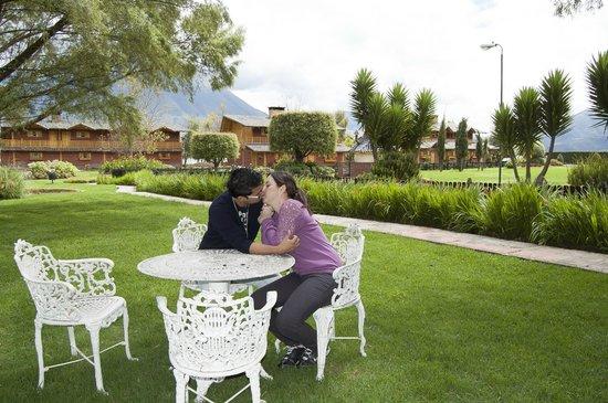 PuertoLago Country Inn: MUY RELAJANTE AMBIENTE