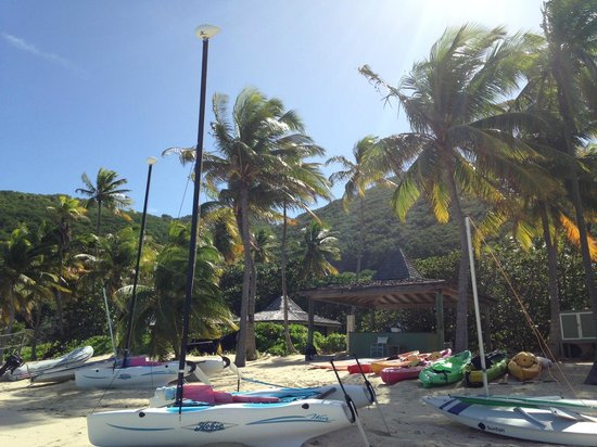 Peter Island Resort and Spa : Peter Island Resort Watersports