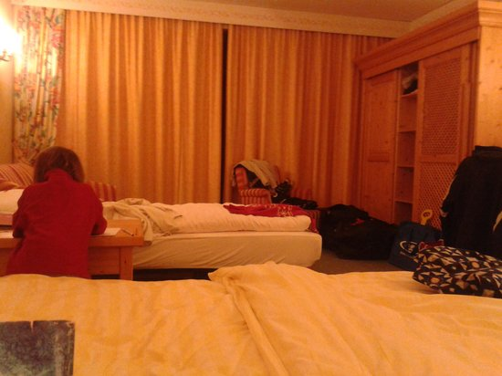Hotel Sonnalm: room