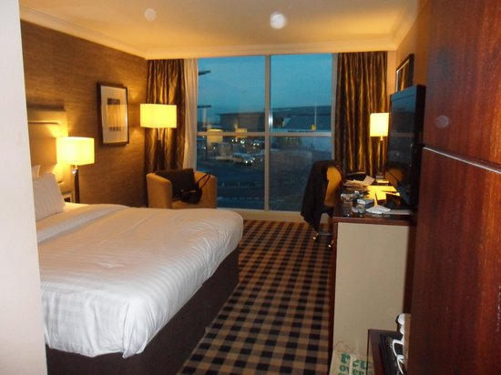 DoubleTree by Hilton Hotel Newcastle International Airport : room 251