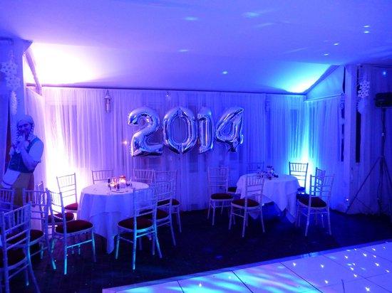 Chilston Park Hotel: Disco Room