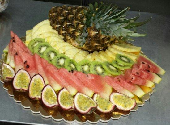 Ben noto Composizione di frutta - Picture of Il gusto ha un nome Anthony  DQ69