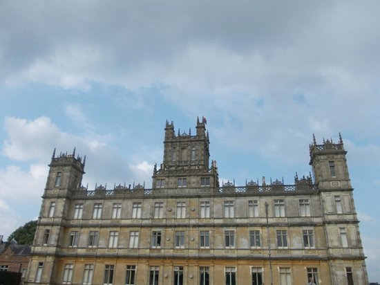 Highclere Castle: Another view