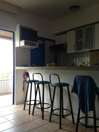 Villa de Vincenzi Apart Hotel: Interior do quarto