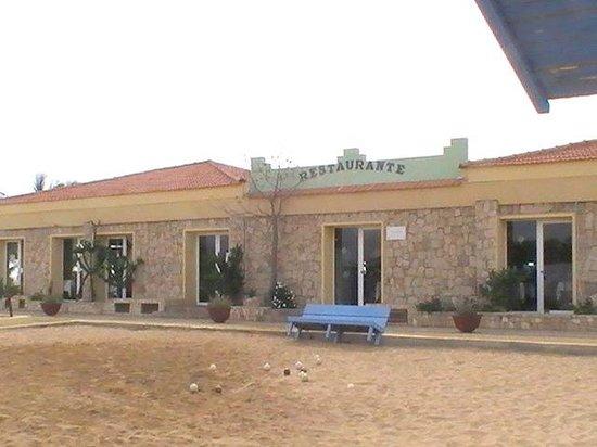 Crioula Club Hotel & Resort: Il Ristorante