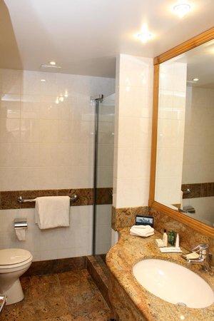 Hilton Paris Charles de Gaulle Airport : Bathroom