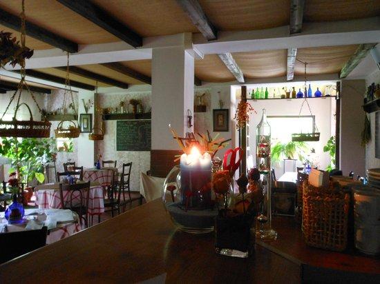 Bistro-Pension La Teleferic: Place for a romantic Dinner...
