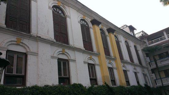 Kathmandu Guest House: The Rana Palace turned into KGH.