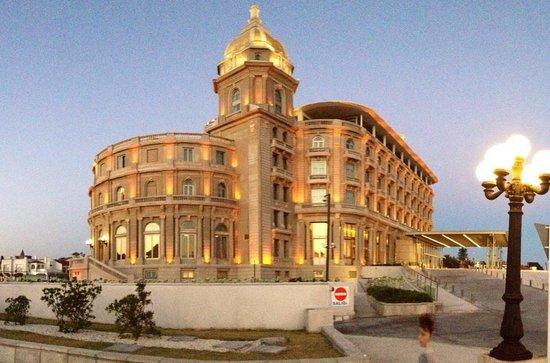 Sofitel Montevideo Casino Carrasco & Spa : The hotel, wonderful