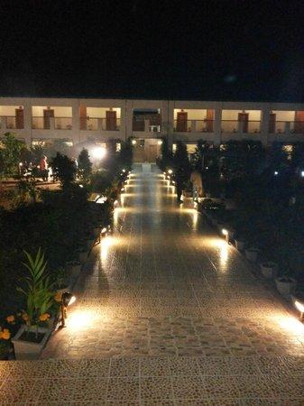 Resort Borgos: meljhol