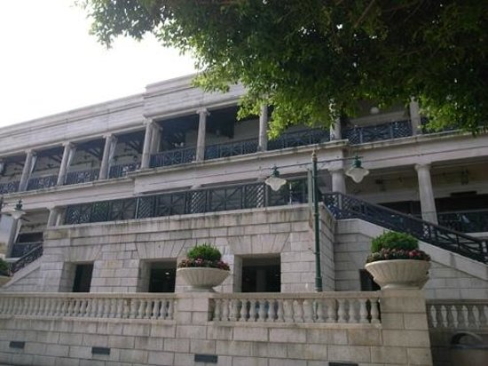 Murray House: 正面