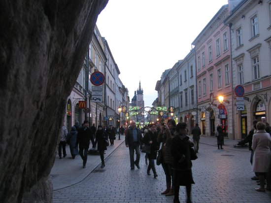 Ulica Florianska: Rua Florianska