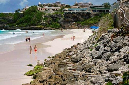 Crane Beach: Public Access walking blocks
