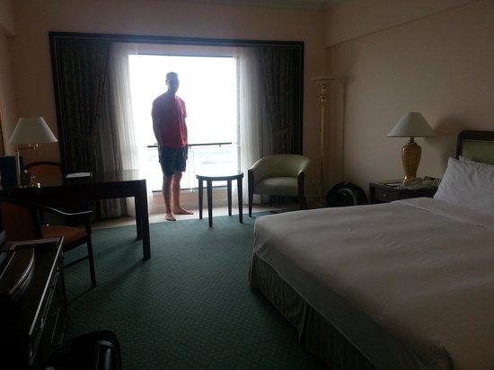 Lotte Legend Hotel Saigon : The room