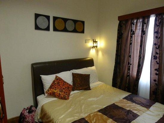 Lekiu House: Our room